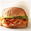 Spicy Capsi Chicken Sandwich