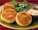 Chicken Cheese Cutlets