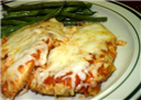 Baked Chicken With Cheese