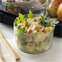Chicken, Apple And Pineapple Salad