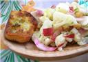Cauliflower and Lemon Salad