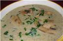 Mushroom & Coriander Soup