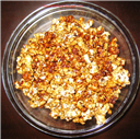 Caramelized Pop Corn for Movie night