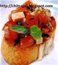 Low Fat Bruschetta