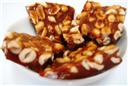 Jaggery Peanut Brittle/Gur ki Gajak