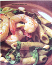 Shrimp Curry Penne Pasta