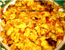 Simple Paneer Bhurji