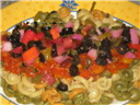 Saucy Mediterranean Pasta