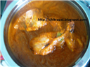 Butter Tangri Chicken