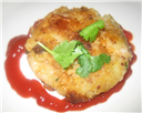 Achaari Tikki / Pickle Potatoes Cutlets