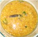 Chatpati moong-masoor daal