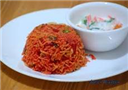 Beetroot Pulao