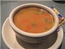 Punjabi lite soup