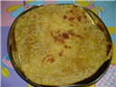 Poli (made of Jaggery)