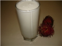Rambuttan Milk Shake