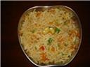 Paneer Burji Rice