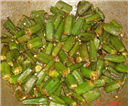 Okra or Bindi Curry