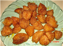 Chilli Idli (Left Over Idli)
