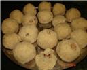 Soyabean  Flour Ladoo