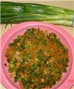 Spring Onion Zunka