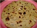 Bajra Roti (Kambu Roti)