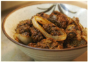 Chicken Liver & Gizzard fry