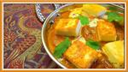 Capsicum paneer masala