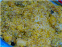 Saudi Kaabli rice