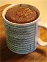 Individual's mug cake