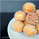 mini filled doughnuts