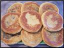Pancake bread