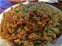 Desi fried rice
