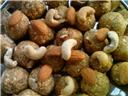 Cashew Badam Sweet balls Recipe