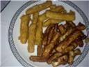 Paneer crisps