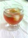 Iced mint-lemon tea
