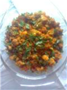 Cauliflower-besan ki sabzi