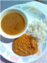Osaman and chhutti dal