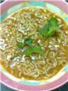 Bachelor's noodles