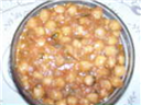 Chola Curry (Chick Peas)