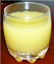 Ginger Honey Juice