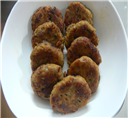 Spicy Fish Cutlet(a Variation)