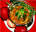 Apple Masala Curry