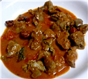 Tasty Chicken Liver Curry