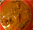Tamil Nadu Fish Curry