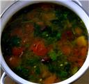 TamilNadu Tomato-Pepper Rasam