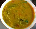 Drumstick-Paruppu Kuzhambu