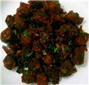 Indian Beef Fry
