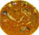 Dry-fish Brinjal Kuzhambu