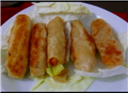 Cabbage Mutton Roll
