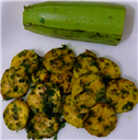 Raw Banana Greenmasala Fry